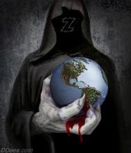 Während Zionisten, Papsttum, Suprematisten die Erde auspressen wie ein Apfel schauen Pagane und Naturreligiöse handlungsfähig und gelähmt durch Rechts/Links Ablenkung zu und kämen nie auf die Idee etwas dagegen zu tun